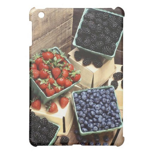 Berries Cover For The iPad Mini