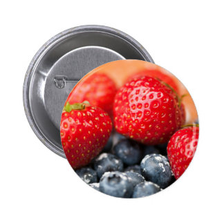 Berries Pinback Button