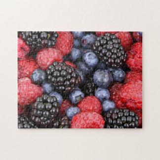 Berries Puzzle