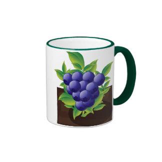 Berries Ringer Mug