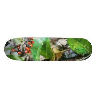 Berries Skate Deck
