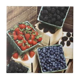 Berries Ceramic Tiles