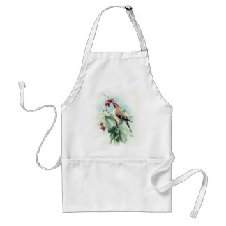 Berries To Eat Adult Apron