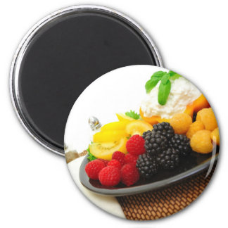Berry And Cottage Cheese Salad Magnets