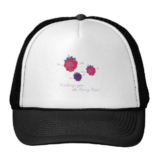 Berry Best Hat