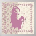 Berry Blossom - Poster