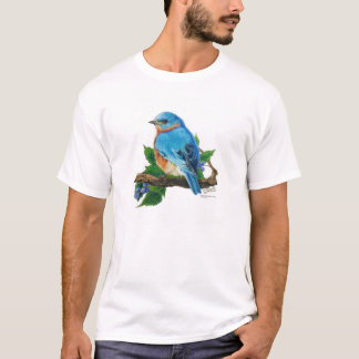 Berry Bluebird T-Shirt