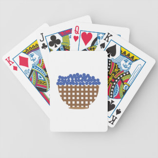 Berry Bowl Deck Of Cards