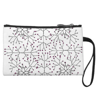 Berry Branches Wristlet Purse