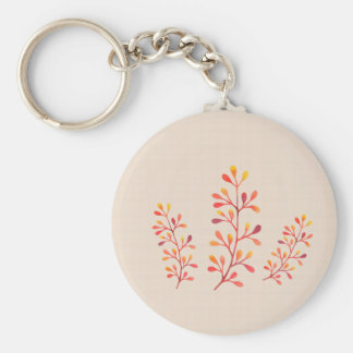 Berry Branches Keychain
