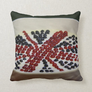 Berry-Britain Pillow