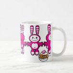 Berry Bunny 360 Coffee Mug