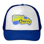 Berry Cherry Blue Hats