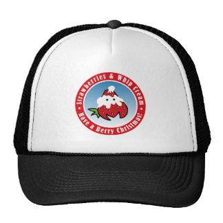 Berry Christmas Trucker Hat
