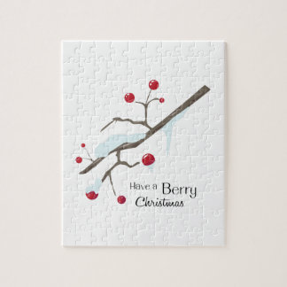 Berry Christmas Puzzles