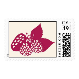 Berry Cluster Stamp