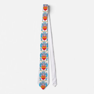 Berry Coat of Arms Neck Tie