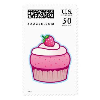 berry cupcake postage