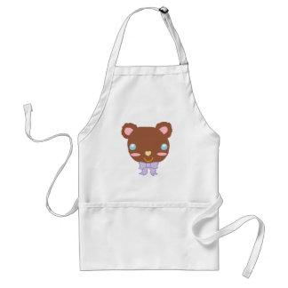Berry Cute Bear Aprons