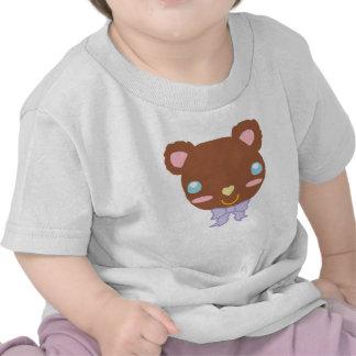 Berry Cute Bear Tee Shirts