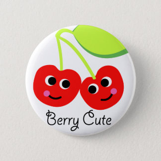 berry cute button