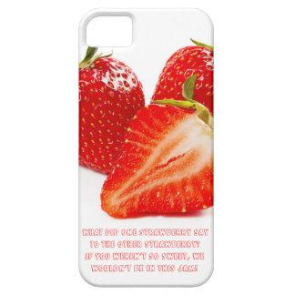 Berry Cute iPhone 5 Cover