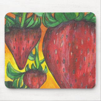 Berry delicious mouse pad