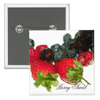 """Berry Delight """"Berry Sweet"""" Button"""