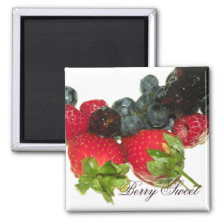 """Berry Delight """"Berry Sweet"""" Magnet"""
