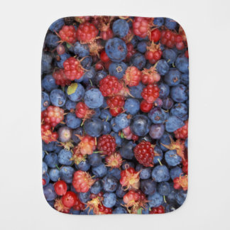 Berry Delight Burp Cloth