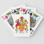Berry Family Crest Bicycle Playing Cards
