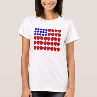 Berry Flag T-Shirt