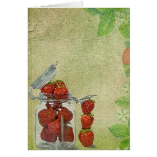Berry Fresh Card