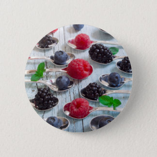 berry fruit button