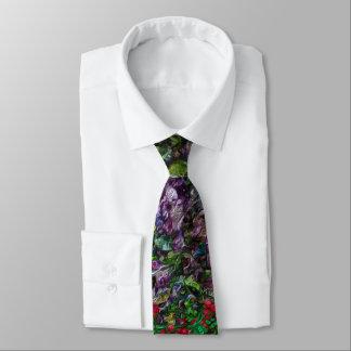 Berry Fusion Neck Tie