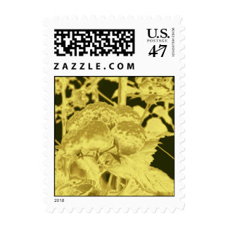 Berry Gold (28 cent) Postage Stamp