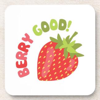 Berry Good! Drink Coaster