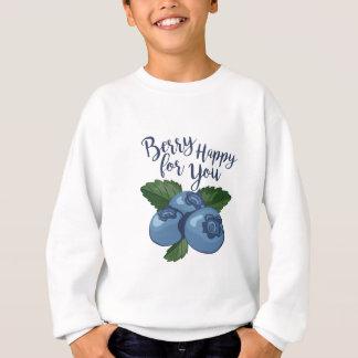 Berry Happy Sweatshirt