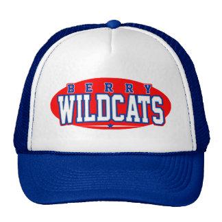 Berry High School; Wildcats Trucker Hat