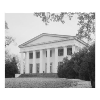 Berry Hill Plantation, Halifax VA Photo Print