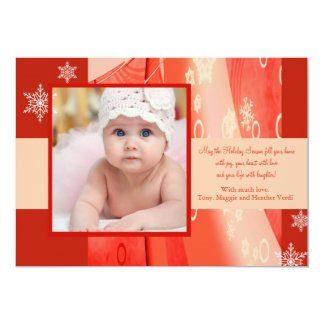 Berry Holiday Red Card