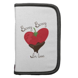 Berry in Love Planner