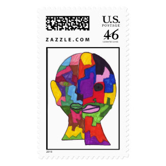 Berry Leon-Melanie C Postage Stamps