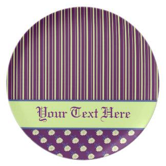 Berry Love Plate Designs-Purple