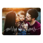 Berry Merry Christmas Photo Card at Zazzle