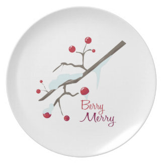 Berry Merry Plate