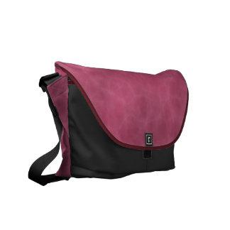 Berry Mist Messenger Bag