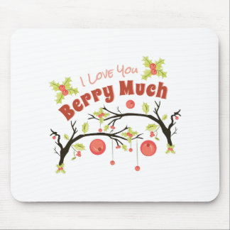 Berry Much Mouse Pad