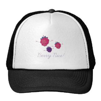 Berry Nice Mesh Hats