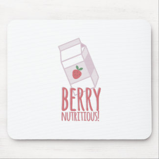 Berry Nutritious Mouse Pad